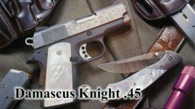 Damascus Knight .45