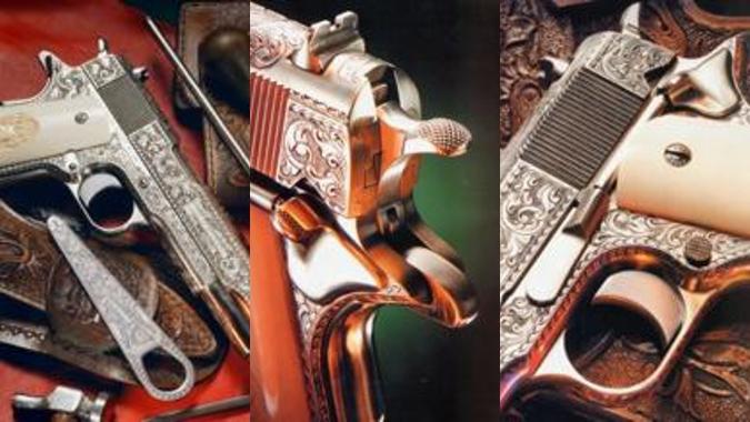 A League of Extraordinary Gentlemen: Classic Colt 1911