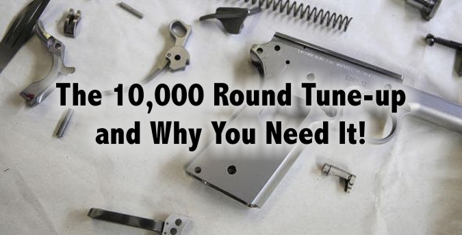 Tussey Custom 10,000 Round Tune-up