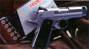 Competition Pistols