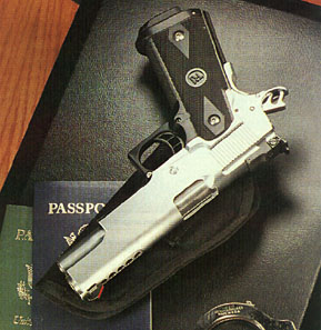 S.T.I. Pistol