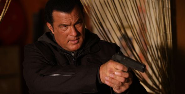 Tussey Customers: Steven Seagal