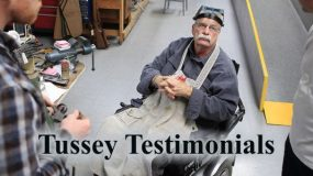 Tussey Testimonials