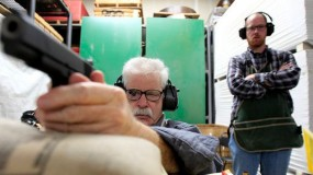 Gunsmith Terry Tussey, left, takes aim on a target http://www.latimes.com/great-reads/la-me-gunsmith-20130409-dto,0,4956618.htmlstory#ixzz2wtrCqbxK