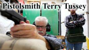 Pistolsmith Terry Tussey